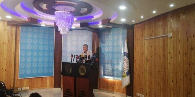 """""""الإدارة الذاتية لشمال شرق سوريا"""" تسجل إصابات جديدة بكورونا"""