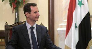 الرئيس الأسد يقبل اعتماد سفيري الجزائر وأبخازيا