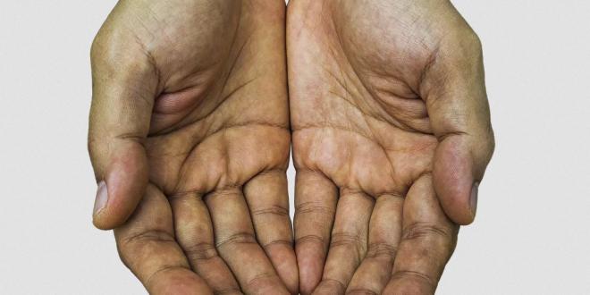 اليدين يمكن أن تدل على المعاناة من مرض السكري