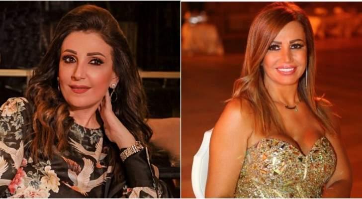 وفاء موصللي تردّ على معاتبة سوسن ميخائيل لها - وكالة أوقات الشام الإخبارية