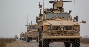 ضابط سوري يهدد جنود أمريكيين