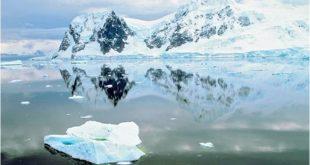 حرارة القطب الجنوبي