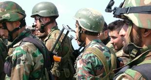 فيديو يوثق لحظة هروب مشاة الجيش الأمريكي