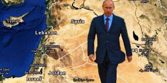 بوتين: العقوبات الأمريكية على سوريا غير قانونية وتزيد المشاكل