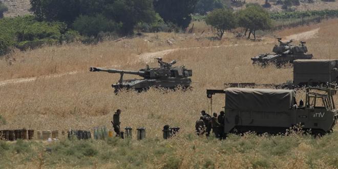أكبر حشد عسكري إسرائيلي منذ عام 2006 على الحدود اللبنانية
