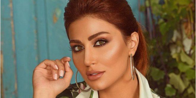 الممثلة السورية هبة نور