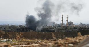 تفجير يستهدف رتلا للجيش الأمريكي شرقي سوريا