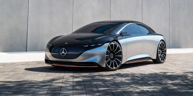 مرسيدس 2021 EQS: مستقبل السيارات الفاخرة