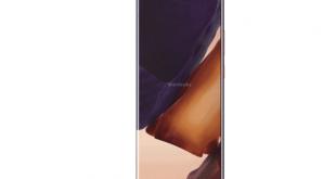 صور توضح تصميم هاتف Galaxy Note 20 Ultra من إتجاهات متعددة