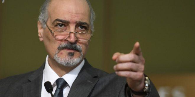 الجعفري: استعادة الجولان المحتل بكل السبل وفق القانون الدولي أولوية لسورية