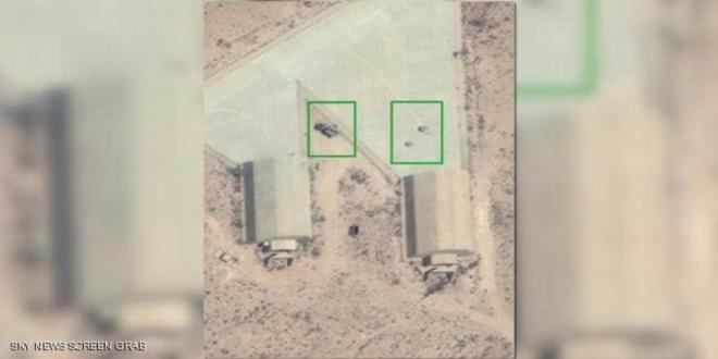 غارات تحول تسعة مواقع تركية إلى ركام في ليبيا
