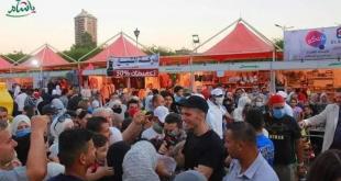 باسم ياخور يهاجم مهرجان خيراتك يا شام.. ما كان بيتأجل بهيك ظروف؟