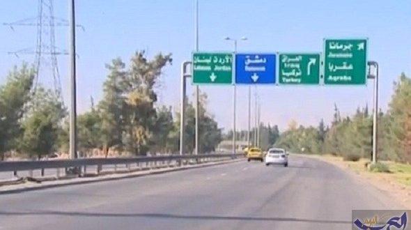 وفاة طفلة في حادث سير على طريق المطار