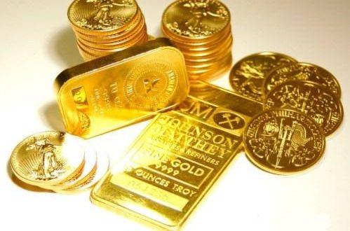 أسعار الذهب والليرات الذهبية والأونصة في سورية