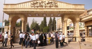 إصابة رئيس جامعة حلب بفيروس كورونا