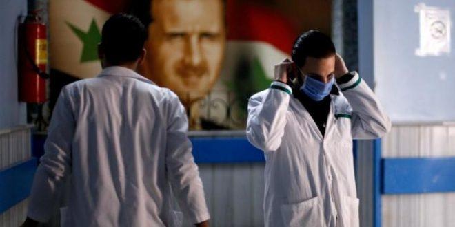 عداد الإصابات بكورونا في سوريا يرتفع مع تسجيل ٢٠ إصابة جديدة
