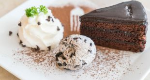تحضير كيك الشوكولا دون طحين