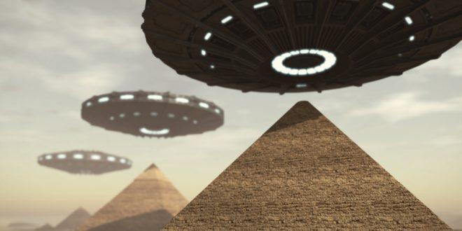 مواقع أثرية يؤمن البعض بأن الكائنات الفضائية شيدتها
