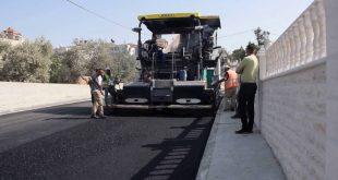 محافظة دمشق تعلن قطع جزء من طريق دمر البلد السبت