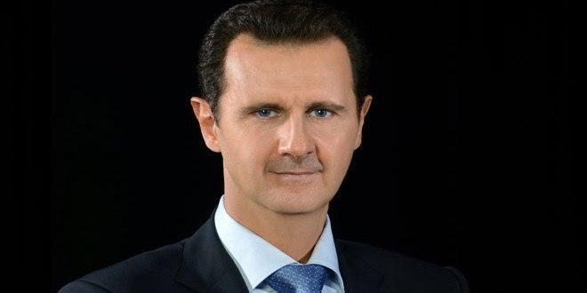 الرئيس الأسد يوجه وزارة التربية لإقامة دورة تكميلية لطلاب الشهادة الثانوية العامة لهذا العام