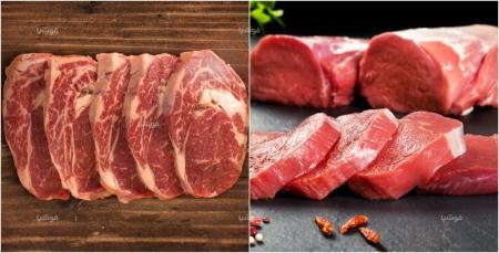 لحم العجل أم لحم البقر