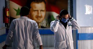 تسجيل 67 إصابة جديدة بفيروس كورونا في سوريا