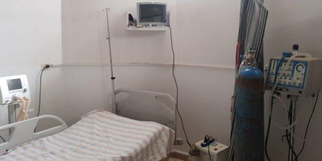 الإقامة حوالي ٣٠٠ ألف ليرة لليلة.. أعباء ترفع تكاليف استقبال مرضى كورونا في مشافي حلب الخاصة