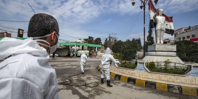 انتشار كورونا يتصاعد في سوريا.. 38 إصابة جديدة ووفاتين اليوم