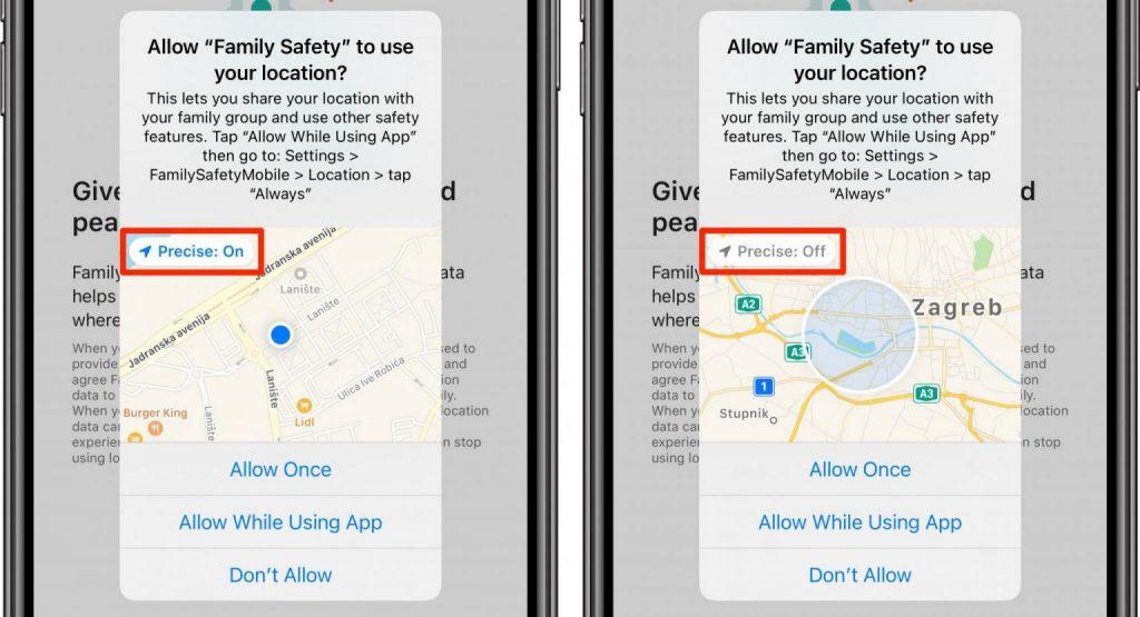 تحديد الموقع على iOS 14 1536x832 1