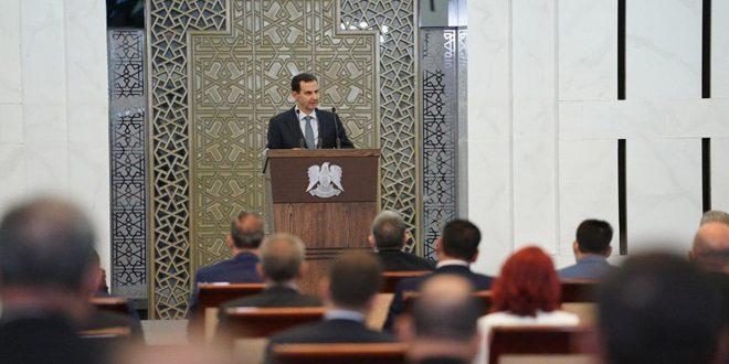 ما الذي تسبب بالعارض الصحي الذي أصاب الرئيس الأسد؟