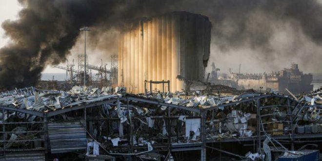 """""""انفجار أم هجوم""""... البنتاغون يعلق على تصريحات ترامب بشأن """"كارثة بيروت"""""""