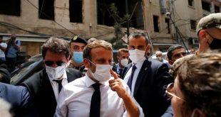 """امرأة لبنانية تناشد ماكرون ألا يساعد الحكومة """"الفاسدة""""... ماذا أجابها؟"""