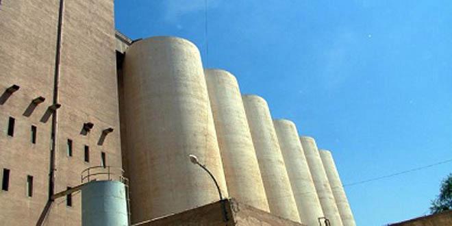 """"""" قسد"""" تستولي على مبنى إدارة صوامع الحبوب بمدينة الحسكة بقوة السلاح"""