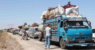 عودة أكثر من 100 مهجّر آخر من لبنان خلال 24 ساعة الأخيرة
