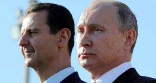"""روسيا تكشف العلاقة بين الرئيسين بوتين والأسد وتتحدث عن """"قانون قيصر"""""""