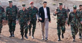 الرئيس الأسد يوجه كلمة للجيش السوري