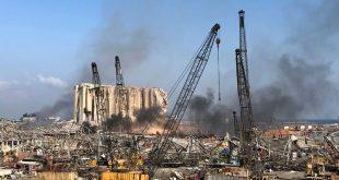 العثور على شاب قذفه انفجار بيروت بالبحر وبقي فيه لـ30 ساعة تواصل فرق الإنقاذ اللبنانية انتشال جثامين القتلى والبحث عن