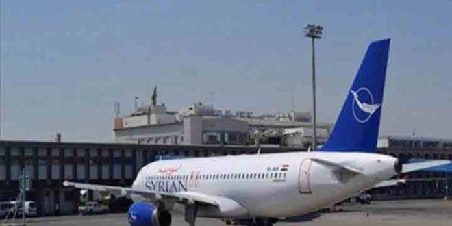 مفاجأة سارة للسوريين.. عودة مطار دمشق للعمل بهذا التاريخ