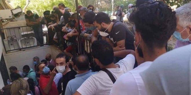 وزارة الصحة تنهي معاناة السوريين المسافرين الى الخارج عند اجراء فحص كورونا