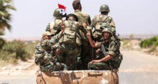 الجيش السوري يؤسس لقواعد اشتباك جديدة في الشمال