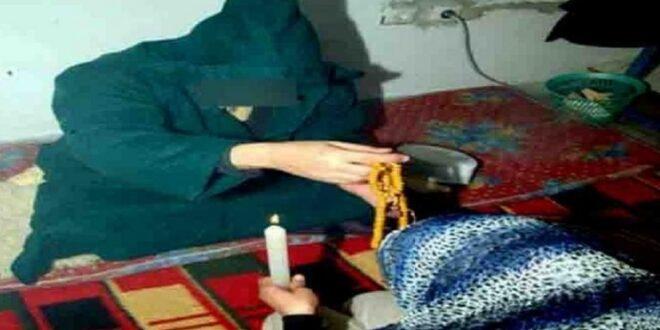 مشعوذ سوري يقتل زوجتيه الاثنتين!!