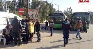 عودة أكثر من 300 مهجر سوري من لبنان خلال 24 ساعة