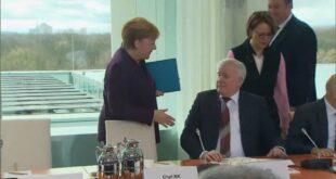 الحكومة الألمانية تعلق طلبات اللجوء لأراضيها