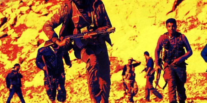 اشتباكات عنيفة بين قبيلة العكيدات ومسلحي قسد شرقي سوريا