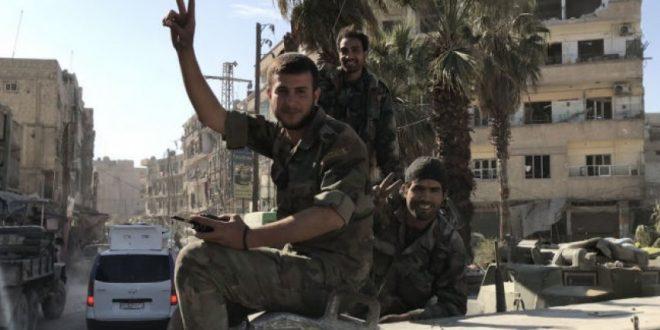بالأسماء.. الجيش السوري يحرر عددا من الاسرى احتجزوا في ادلب بينهم نقيب