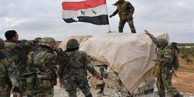 بالصور.. الجيش السوري يعثر على كميات كبيرة من الأسلحة والذخائر من مخلفات الإرهابيين