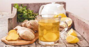 اشربوا شاي الزنجبيل والليمون وتمتّعوا بفوائده العديدة!