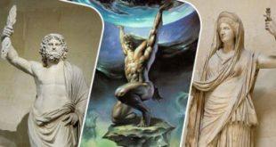 آلهة اليونان