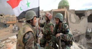 خبير عسكري سوري: الأمريكي لن يتحمل ضربات المقاومة الشعبية حتى آخر الشهر