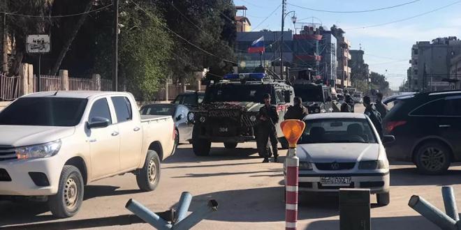 قسد تختطف 9 مدنيين من بلدة سويدان جزيرة في ريف دير الزور